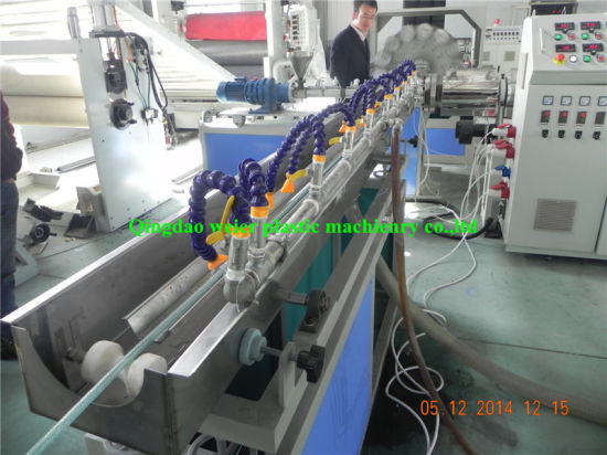 Sj-65 PVC Fibre Reinforced Pipe Machine with Best Price