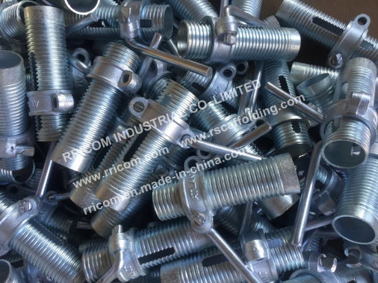 Galvanized Scaffolding Shoring Prop Sleeve Nut pictures & photos
