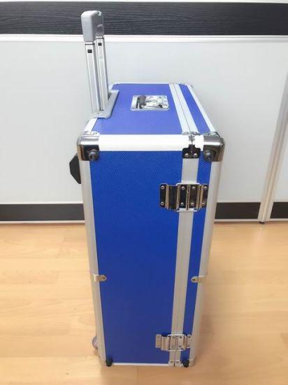 Aluminum Instrument Case with Moving Handle (KeLi-YQ71)