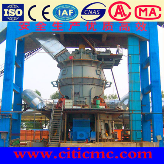 High Quality Vertical Roller Grinding Roll & Citic IC Vertical Mill Roller pictures & photos