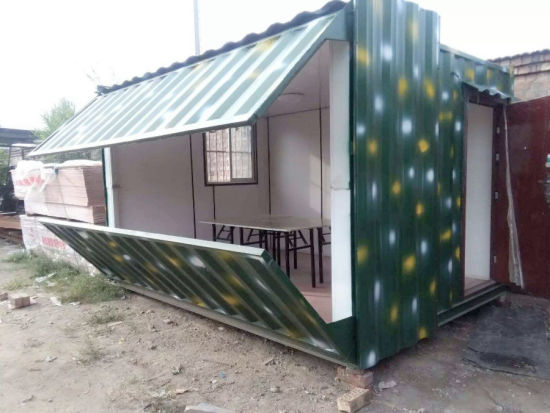 20 Feet Expandable Container Foldable Homes Container House