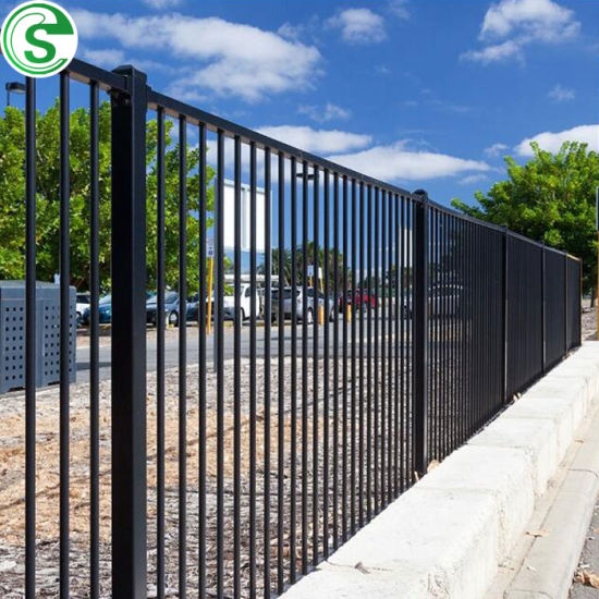 4FT H X 7FT W Slim Aluminum Fence