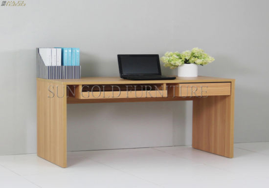 simple office desk. Modern Office Table, Laminated Desk, Simple Table (SZ-OD143) Desk U