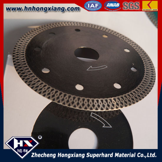 Long Life Circular Turbo Diamond Saw Blade for Ceramic Tile pictures & photos