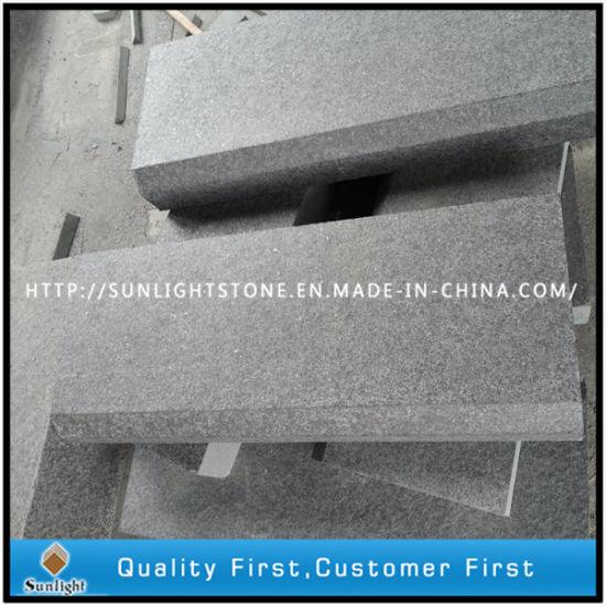 Natural Basalt Kerbstone / Granite Paver for Outdoor Landscape Project