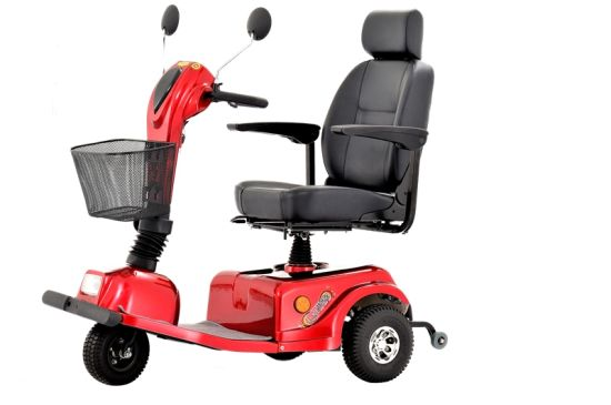 Three Wheels 600W Electric Scooter (EMW33) pictures & photos