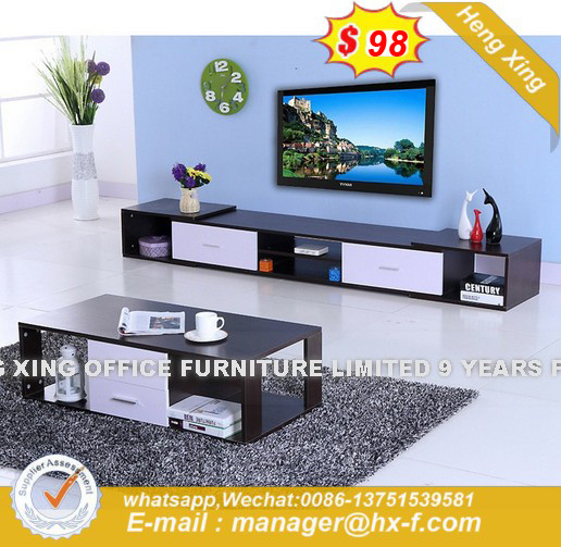 Nordic Style Round Side Curved TV Stand (UL-MFC083) pictures & photos