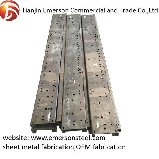 ASTM Steel Plate Sheet Metal Fabrication Machining Metal Part