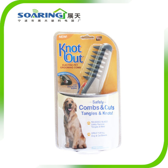 Electric Pet Grooming Brush Dog Cat Cleaning Pictures Photos