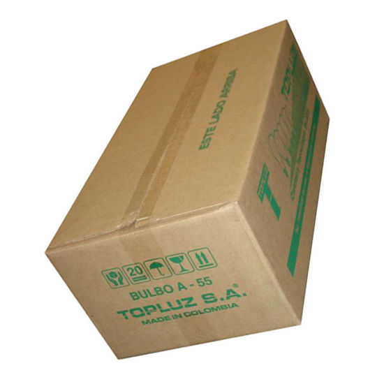 New Style Corrugated Box with Quality Printing pictures & photos
