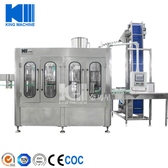 Water Bottle / Container / Jug Filling Machine pictures & photos