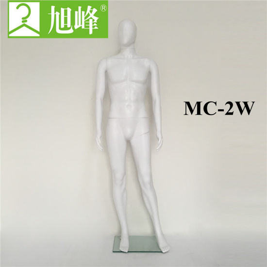 China Cheap Male Mannequins Full Body Manikins Model Factory