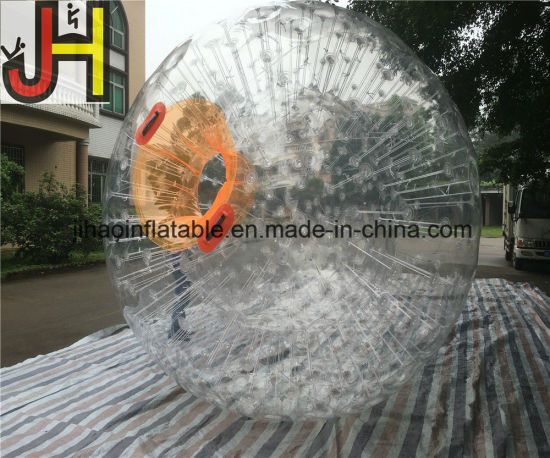 Commercial Grade Inflatable Grass Zorb Ball pictures & photos