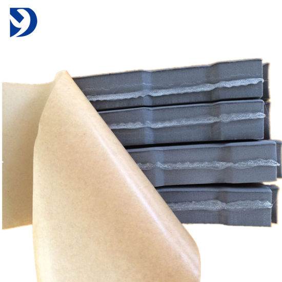 Grey Black Colour Panel Sealing Use Waterproof Corrugating EVA Foam Closure pictures & photos