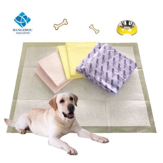 Extra Absorbent Machine Making Cats Dogs Sheet Pet Puppy Pads pictures & photos