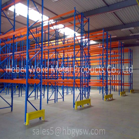 Chinese Heavy Duty Warehouse Storage Pallet Rack pictures & photos