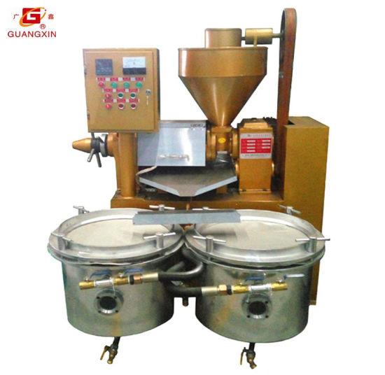 Combined Small Soybean Oil Machinery with Filtration Function