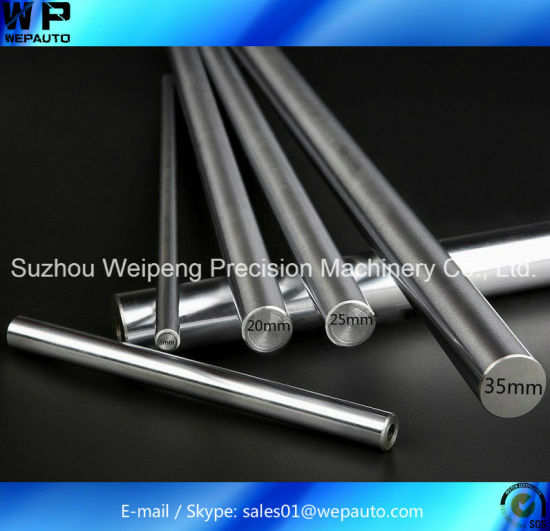 Precision Chrome Steel Shaft Linear Bearing Shafts pictures & photos