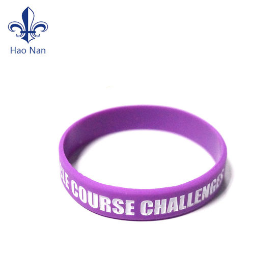 2020 Top Selling Cheapest Custom Colorful Festival Silicone Wristband