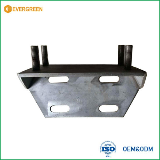 China High Quality Alloy Zinc Welded Parts pictures & photos