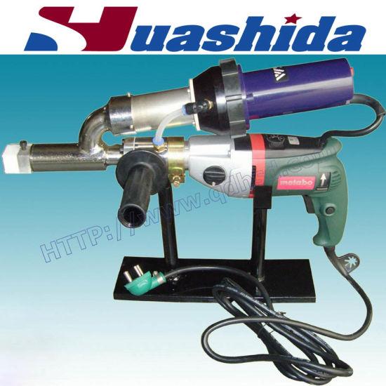 Plastic Hand Extruder / PE Welding Gun / Plastic Extruder