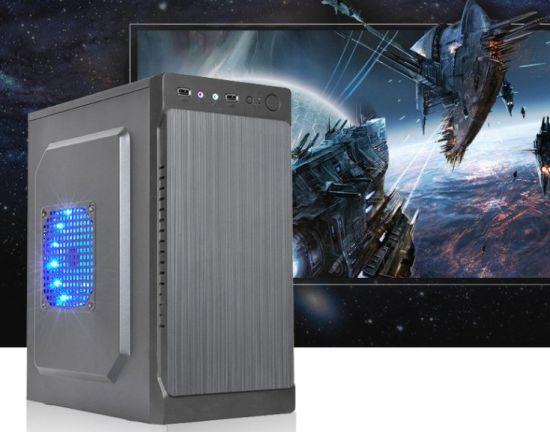 China New Design Black ATX PC Case, Computer Case Computer Power ...