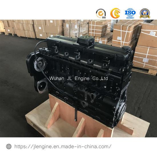 Qsl8.9L Diesel Engine Cylinder Long Block Auto Parts Hot Sale