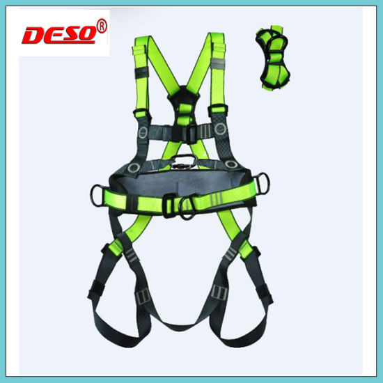 Durable Lifting Polyester Webbing Safety Harness pictures & photos