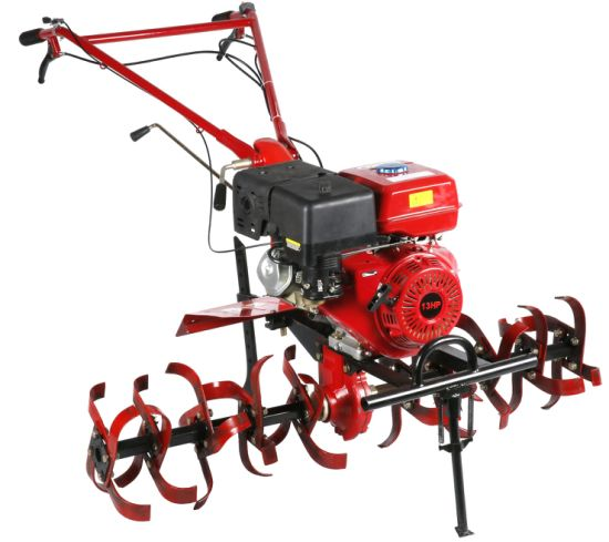 13.5HP 188f Gasoline Aircool Rotary Cultivator