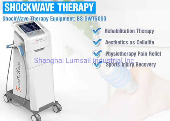 Shock Wave Therapy Equipment Pain Relief Rehabilitation Shockwave Therapy