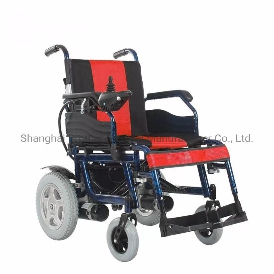 Best Seller! ! ! Folding Electric Wheelchair for The Elderly People