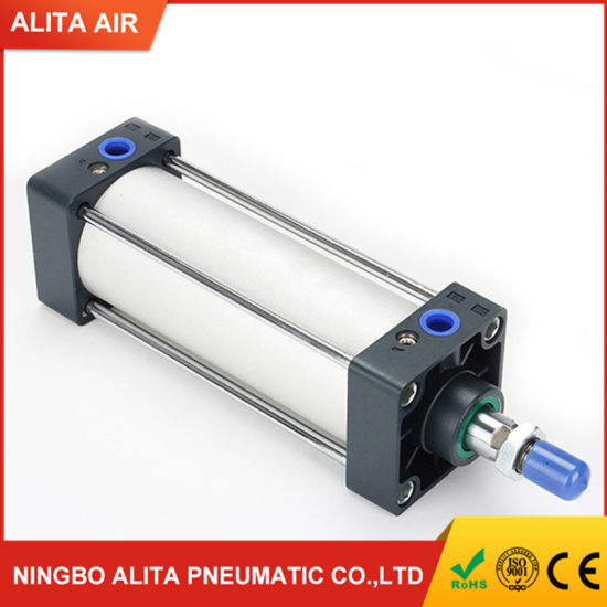 Double Acting Airtac Pneumatic Cylinder Sc