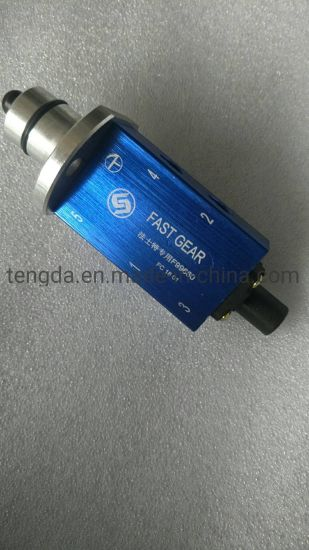 China Famous Brand HOWO Truck Spare Parts Double H Valve F99660