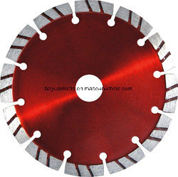 Fast Cut Speed Mansory Cut Saw Blade for Professional Application