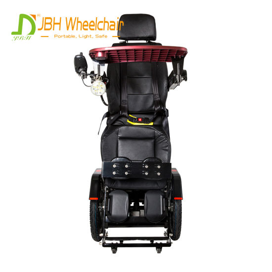 Medical Stand up Power Wheelchair Manufacturer Produce Mobile Chairs for The Elderly