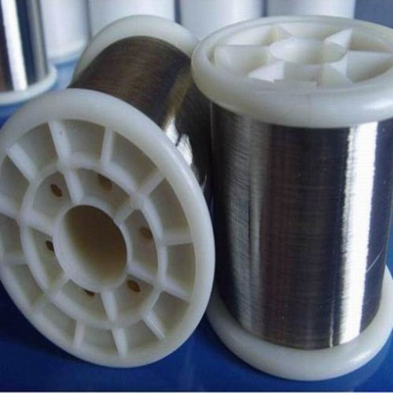 SS304/SS316 Stainless Steel Ultra - Fine Tie Filter Safety Spring 0.018-0.05mm Diameter Wire