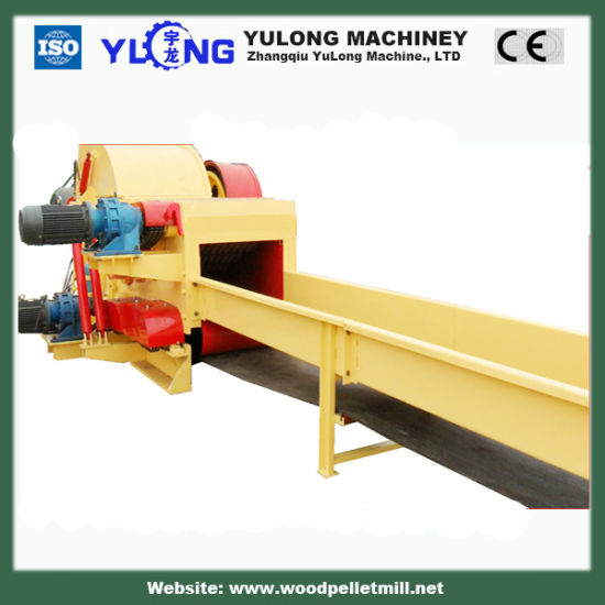 Shandong Drum Wood Chipper for Hard Wood Ce Approved pictures & photos