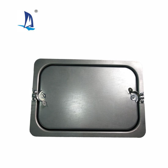 500*650*25mm Zinc Coated Air Tight Duct Ceiling Access Panel pictures & photos