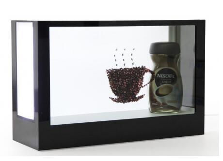 China 42 Inch Transparent Advertising Demo Display Panels pictures & photos