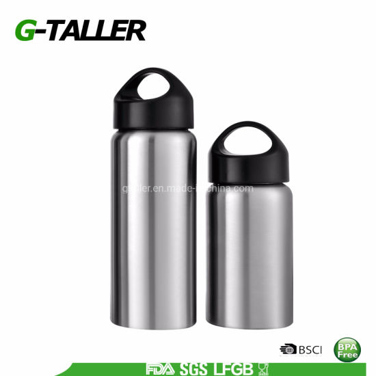dac902da6a China Gym Large Metal Stainless Steel Water Bottle for Men - China ...