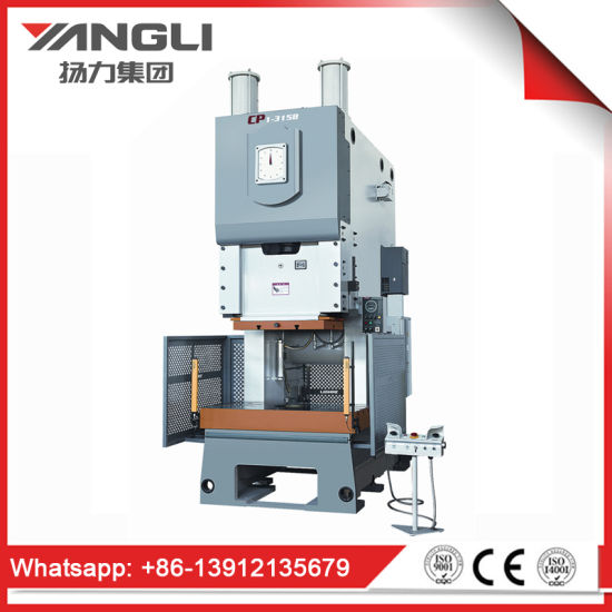 Cp1 Open Front Single Point Power Press with High Performance