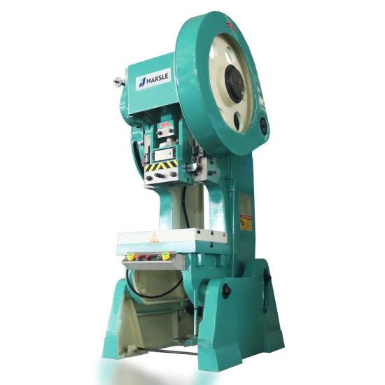 China J23 25 Ton Punch Press Machine Mechanical Power