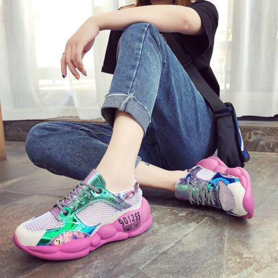 China Flat Fashion Sport Shoes Casual