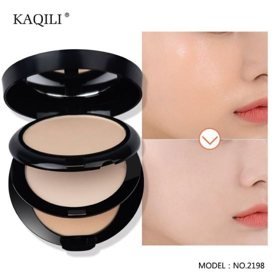 China Good Quality Private Label Oem Face Makeup Pressed Powder