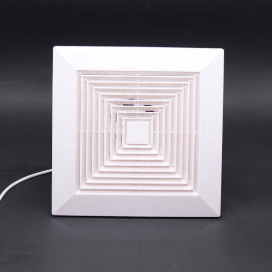 Ventilation Fan 220-240V AC 6''-14''for Bathroom Exhausting