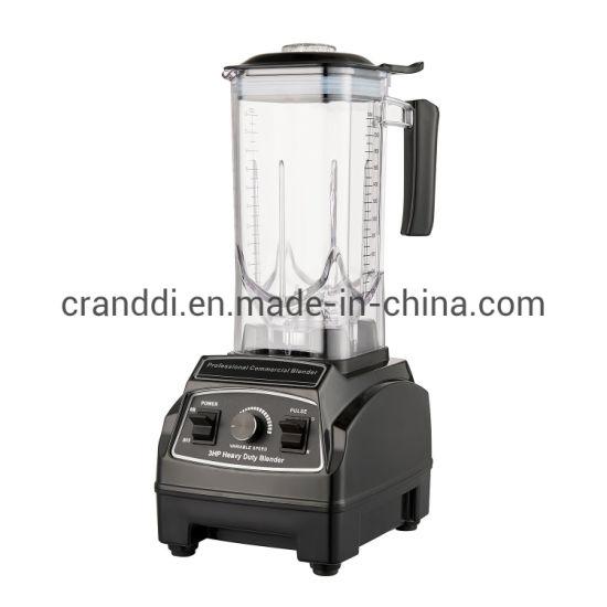 1500 W, Variable Speed Control, ABS Body & One Touch Cleaning Professional Food Blender (YL-013) pictures & photos