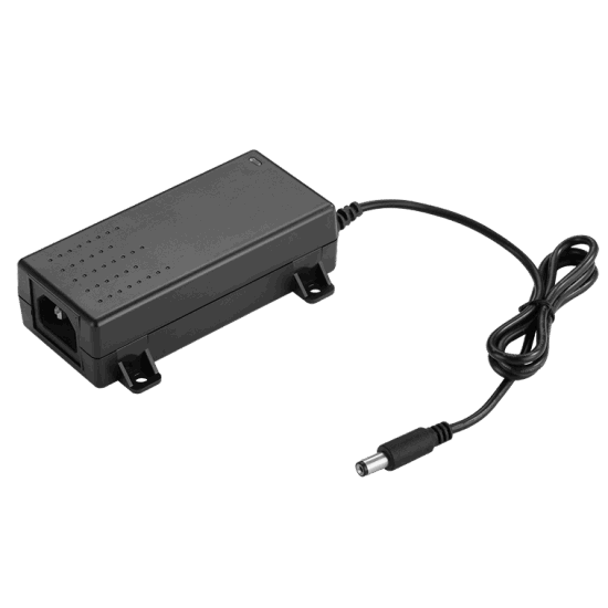 Ys50e 60W Desktop Type with Fixed AC Cord Switching Power Adapters