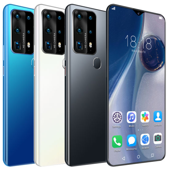 Cell Phone P40 PRO Smart Phone Mobile Phone Manufacturers Direct Selling High-Speed 4G Network
