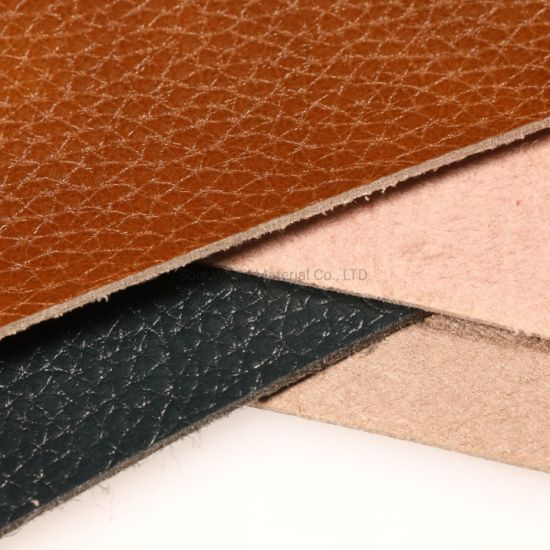 Artificial Synthetic Wear Resistance Microfiber Suede Leather for Automotive Interior Sofa