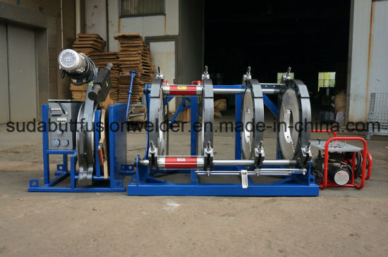 Sud160h HDPE Pipe Jointing Machine pictures & photos